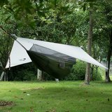 Cloud wing hammock tree tent_