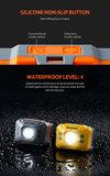 Naturehike motion oplaadbare LED hoofdlamp_