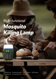 Mosquito killing lamp_