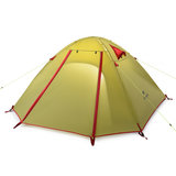 lichtgewicht 4P tent green_